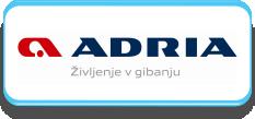 Adria Mobil, sponsor